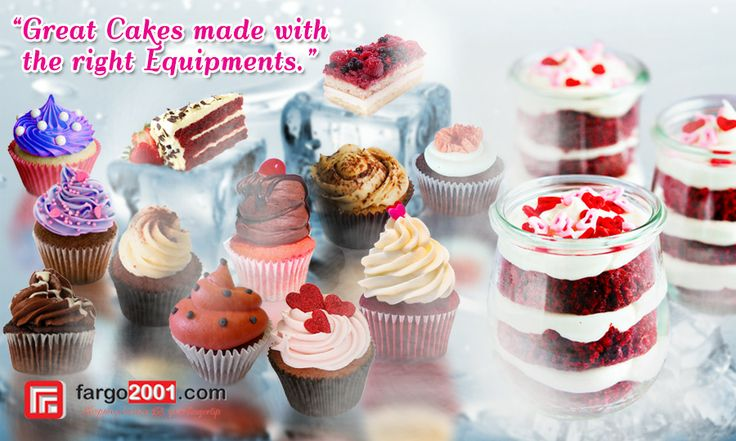 Great Cakes made with the right equipments ! http://fargo2001.com/housewares-315/kitchenwares-105