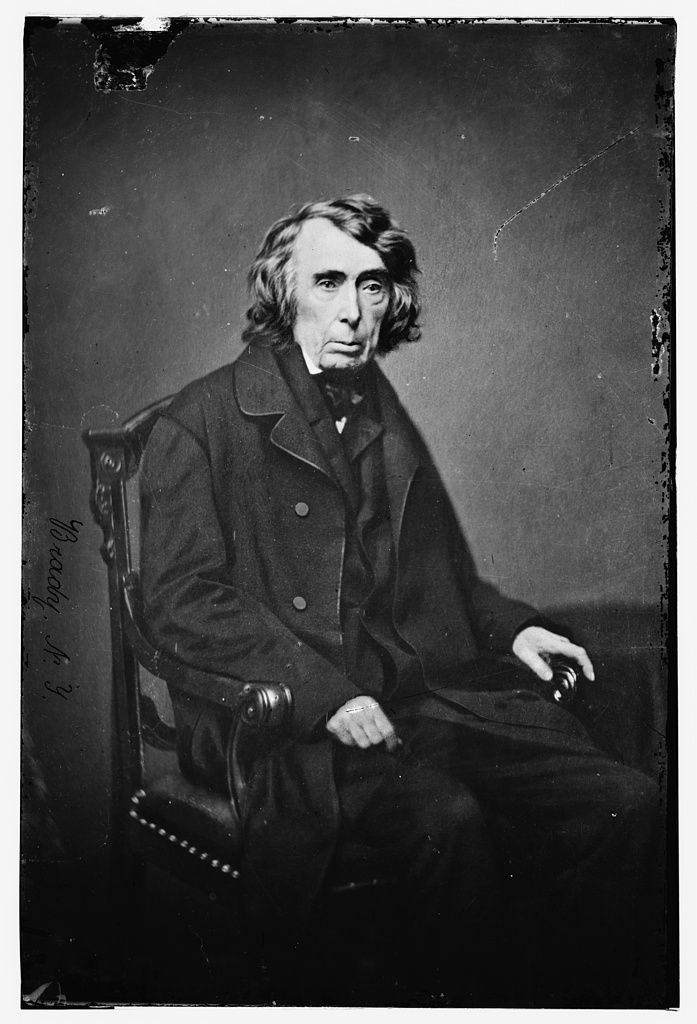 Roger B. Taney | Library of Congress
