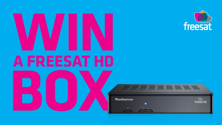 You should enter Manhattan Freesat HD box Sweepstake. There are great prizes and I think one of us could win!