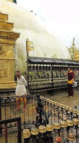 Katmandu Nepal. O lugar do mundo que mais adorámos visitar até hoje!