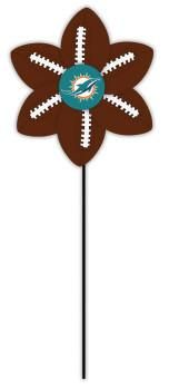 Miami Dolphins Team Ball Spinner