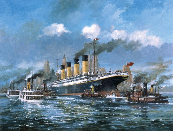 142 Best Titanic 100 Years Later Images On Pinterest