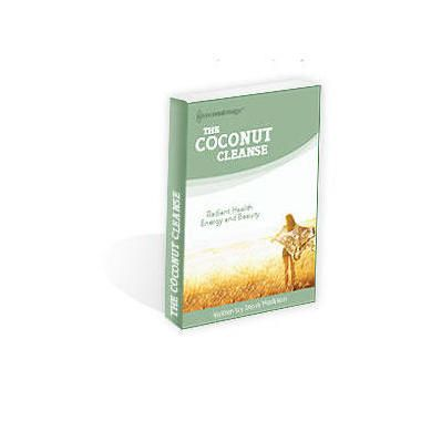The Coconut Cleanse (E-Book) | Coconut Magic - Discover the many benefits of Coconut Oil