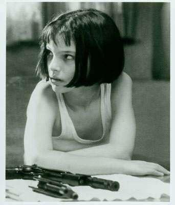 Mathilda... Natalie Portman from the movie LEON