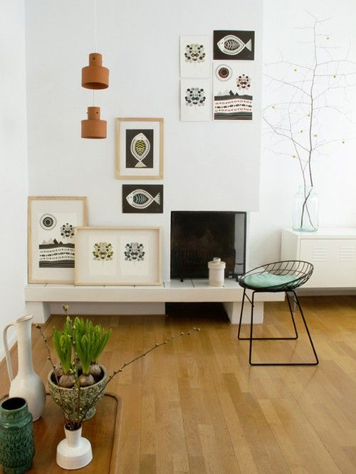Inne & Ute - tankar om hem & trädgård