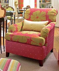Chair   Funky chair   have fun and upholster a chair in 2 different  patterns 23 best Funky chairs images on Pinterest   Funky chairs  Funky  . Funky Chairs For Living Room. Home Design Ideas