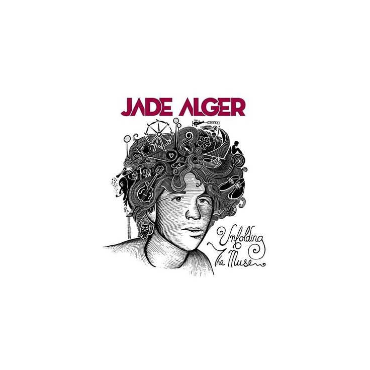 Jade Alger - Unfolding the Muse (CD)