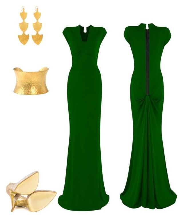 """""""Evening"""" by alisonstylecoaching on Polyvore featuring Devon Leigh, Yossi Harari and Kristin Cavallari"""