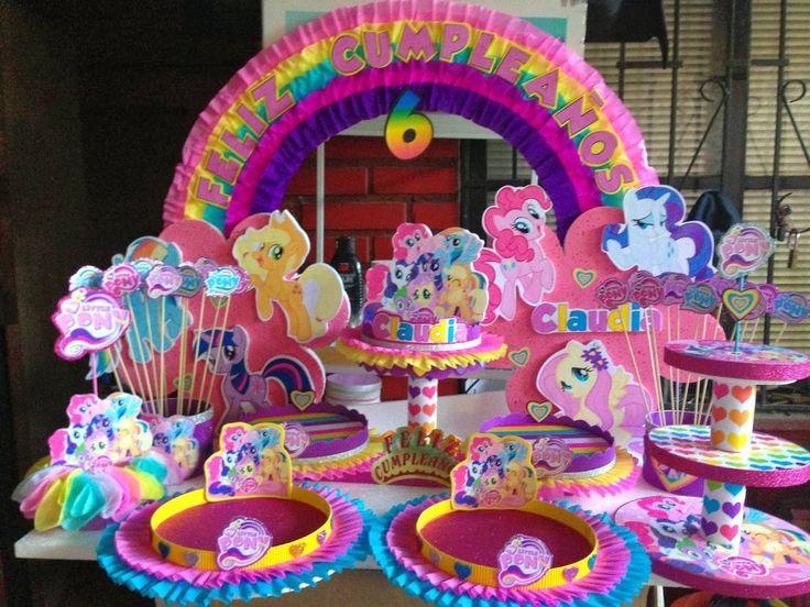Cajas de regalo de my little pony buscar con google my - Decoracion de cajas ...