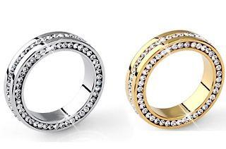 Vergulde ringen