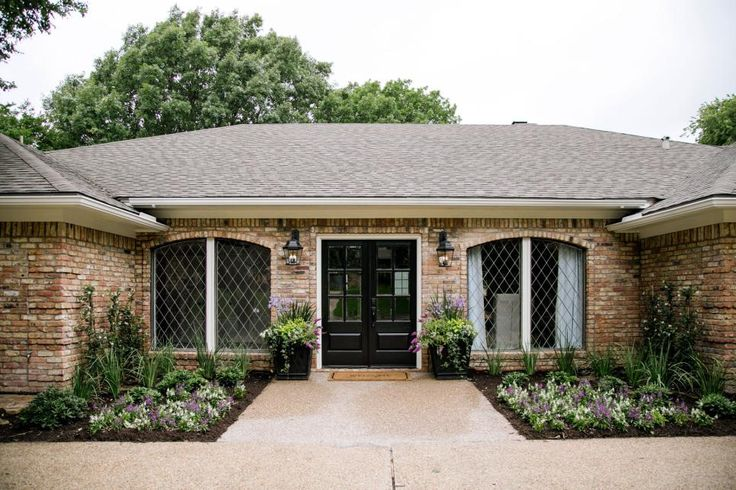 Fixer Upper A Ranch Home Update In Woodway Texas