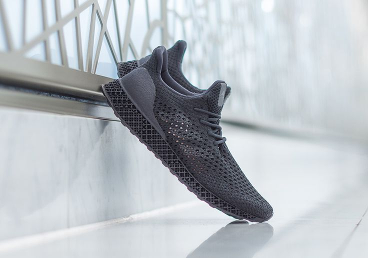 One of adidas' most anticipated shoe releases of the year is undoubtedly the running shoe that features a 3-D printed midsole lattice that acts as the cushioning system. First revealed in an all-white colorway, the adidas 3D Runner was later … Continue reading →