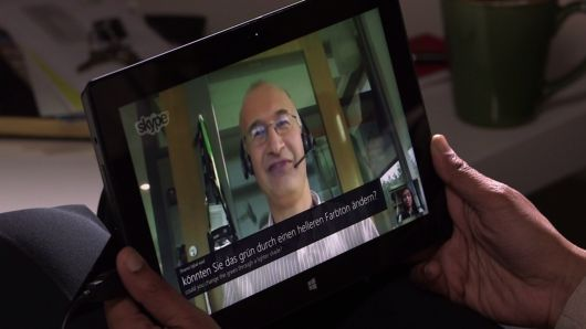 Skype Translator recognizes and translates different languages and could give new meaning ...