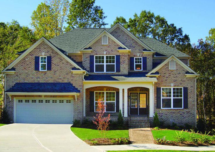 Brick House Exterior Designs | ... Design Homes Inspiring ...