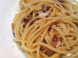 SPPAGHETTI ALLA GRICIA #ricette #spaghetti