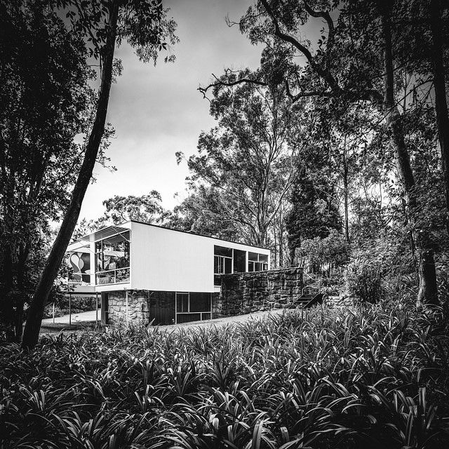 Rose Seidler House_by Harry Seidler