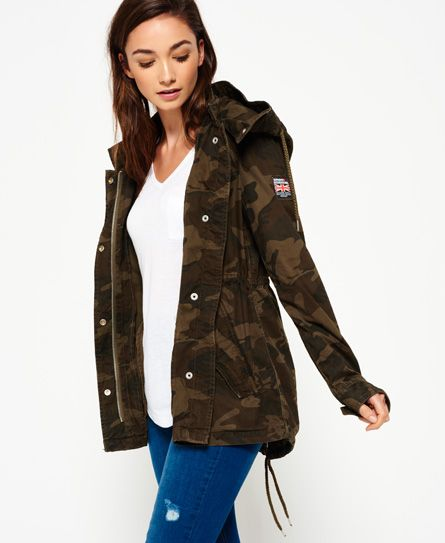 SUPERDRY Angebote Superdry Rookie Festival Parkajacke: Category: Damen / Jacken & Mäntel / Parka Item number: 2082217000119ZPH002…%#Mode%