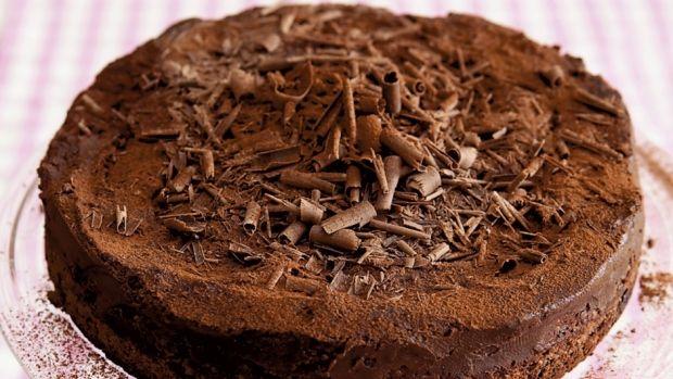 Moussetærte med chokolade og kaffe   Ugebladet SØNDAG