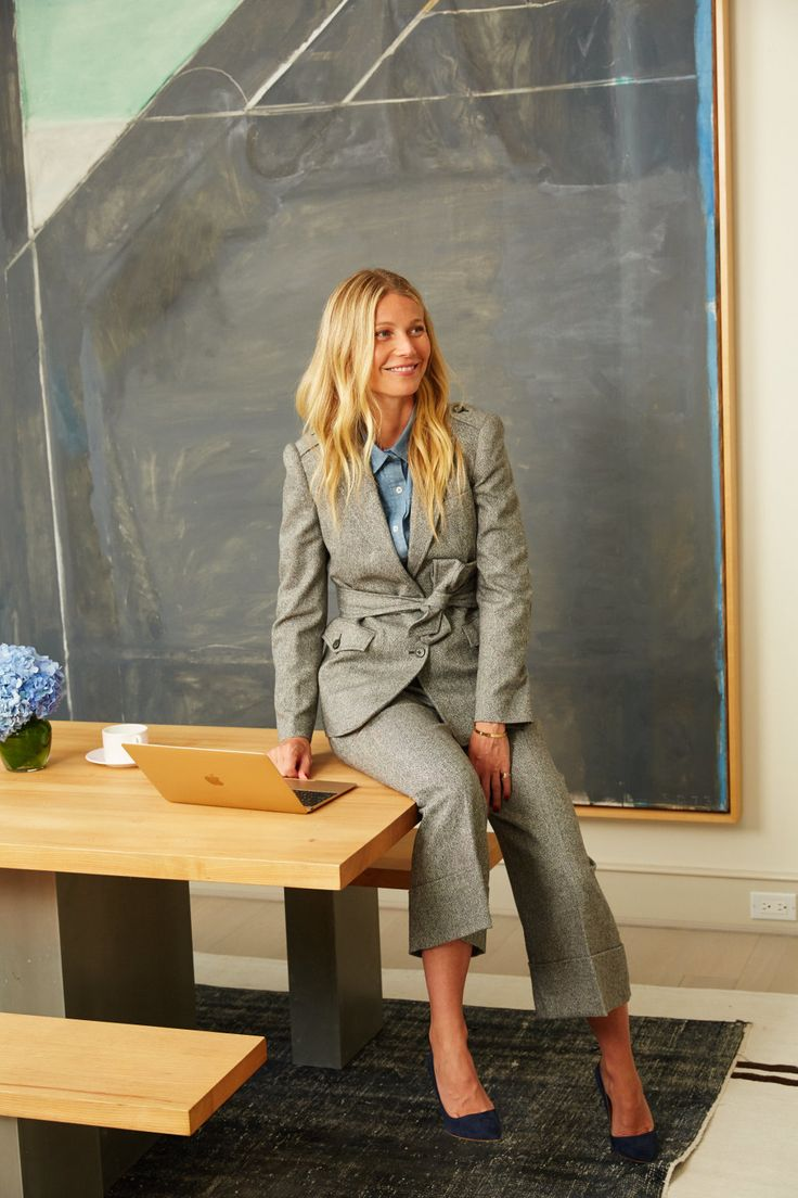 Gwyneth Paltrow launches her fashion line, where one complete look only costs $1,500