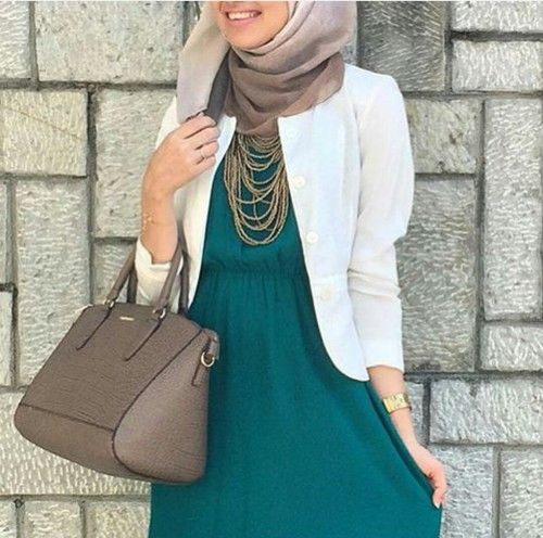 clothes, fashion, and hijab image