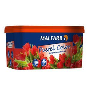 Odporna na zmywanie super wydajna farba PASTEL COLOR przeznaczona jest do dekoracyjnego malowania ścian i sufitów wewnątrz pomieszczeń, wykonanych z tynków cementowych, gipsowych, gładzi lub płyt gipsowo-kartonowych. Produkt przeznaczony jest do stosowania w pomieszczeniach mieszkalnych oraz obiektach użyteczności publicznej. http://malfarb.pl/produkty-oferta/p/919-pastel-color