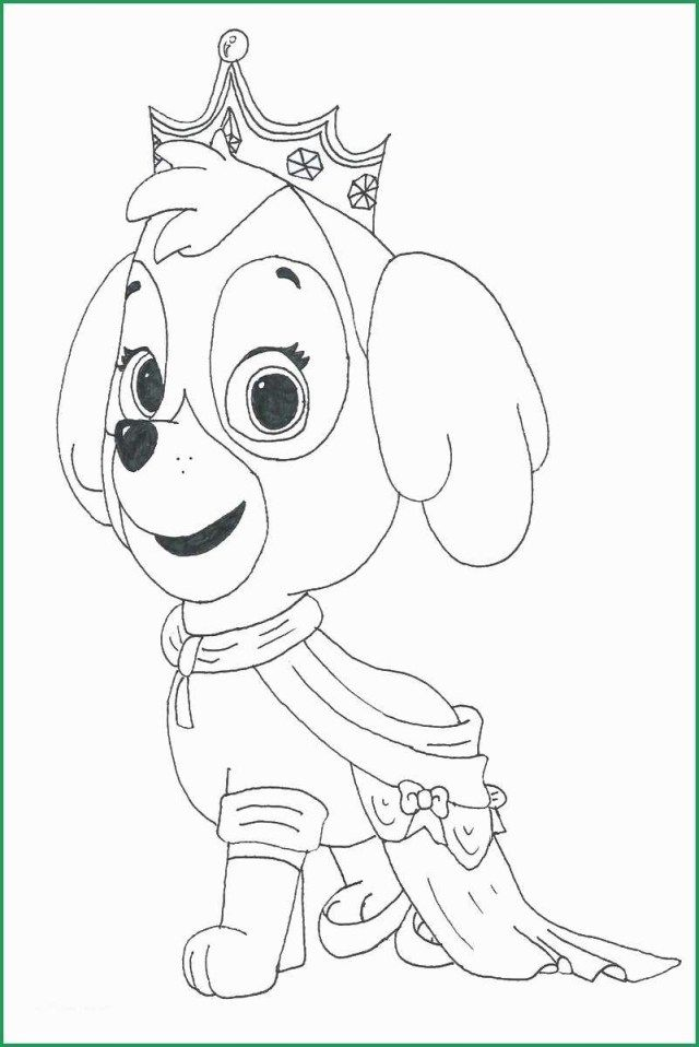 30 Amazing Photo Of Paw Patrol Coloring Pages Albanysinsanity Com Paw Patrol Coloring Pages Paw Patrol Coloring Skye Paw