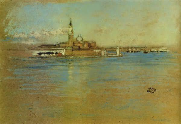 ARTTalk - Просмотр темы - Джеймс Макнейл Уистлер (1834-1903) / картины