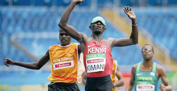 Keniano gana primer oro en Juegos Paralímpicos de Rio 2016