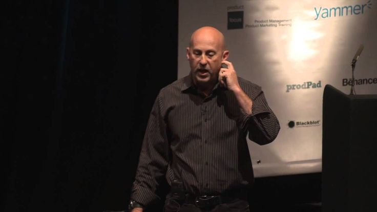 Marty Cagan at Mind the Product 2012