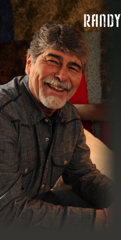 Randy Owen of Alabama....years ago I had my pix made with him in front of Hard Rock Cafe in Dallas.    ;)   Gayla