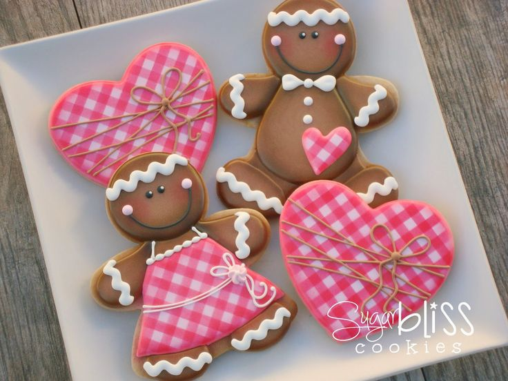 88 Best Gingerbread Men Decorated Cookies And Cake Pops