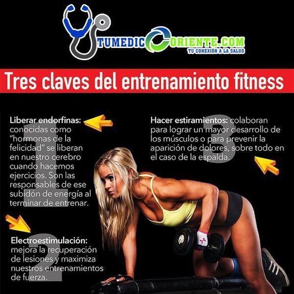 Para quemar grasa y endurecer los músculos, no hay mejor opción que practicar #ejercicio. #TIPSTMO #SALUD #VENEZUELA