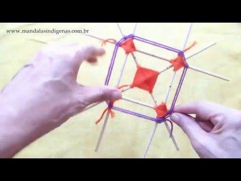 MANDALA NUDO CELTA - YouTube