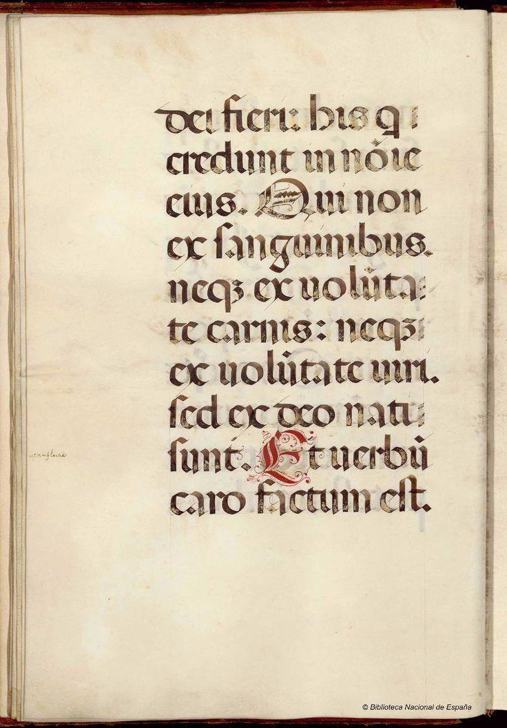 Rotunda. Missale. Iglesia Católica — Manuscrito — 1401-1600?