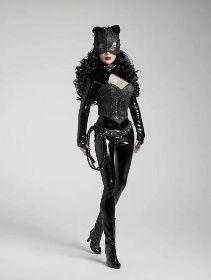 Pvc Catwoman Suit