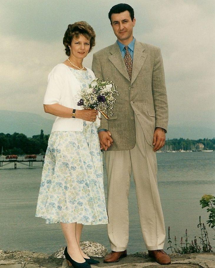 Principesa Margareta şi Dl. Radu Duda.