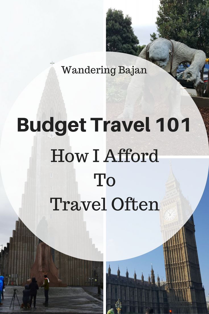 From South Africa to Peru to New Zealand to Iceland. How I managed to travel around the world on a budget.