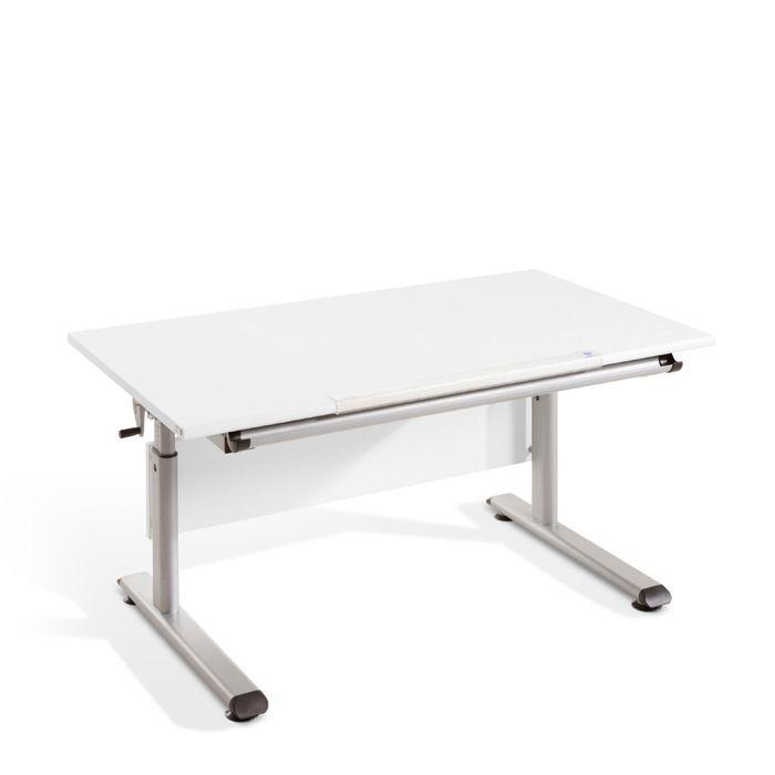 Paidi Schreibtisch Marco 2 120 Weiss Kunststoff In 2020 Schreibtisch