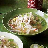 Delicious and health Vietnamese Soup.  Love this soup!