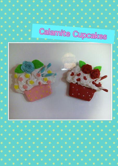 LA VIE EN ROSE: Calamite cupcakes