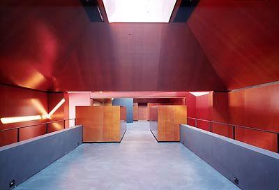 History Museum in Neuchatel, Switzerland, by Manini Pietrini Architects