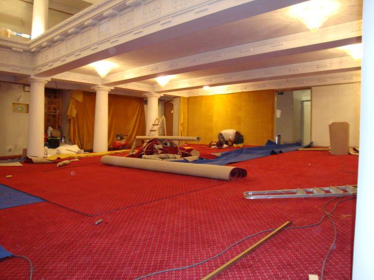 1000 images about tapizados de paredes en hoteles on - Tejidos y novedades paredes ...