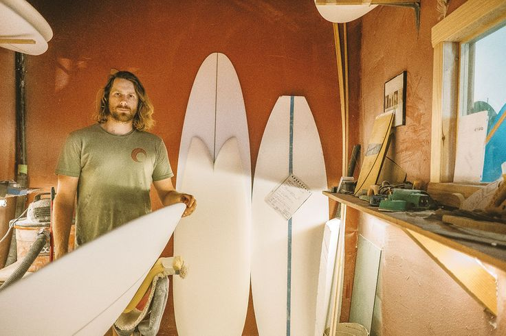 surfer mag: make your own surfboard