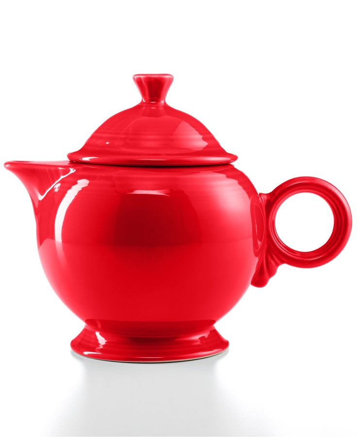 Fiesta teapot #sponsored