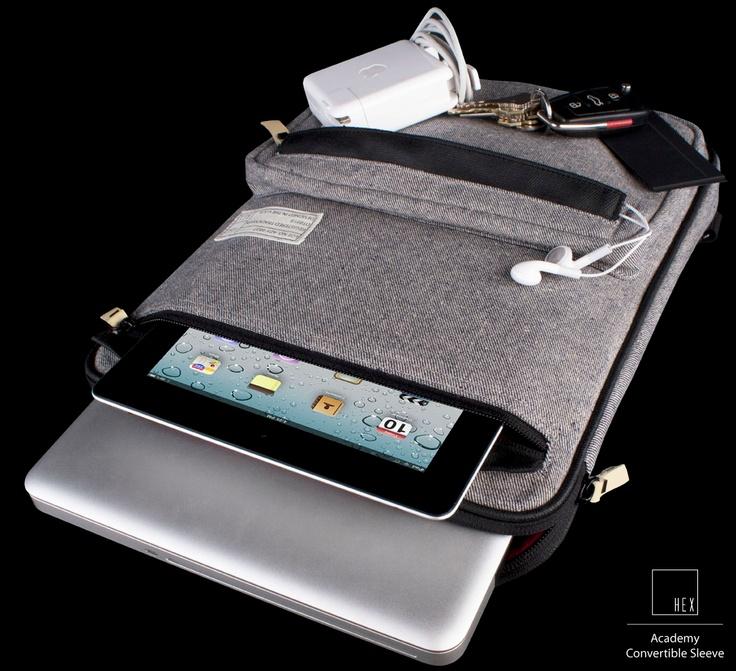 HEX laptop sleeve