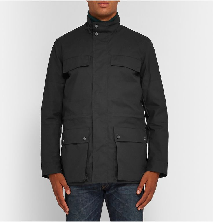 Hunter Original - Waxed-Cotton Utility Jacket | MR PORTER