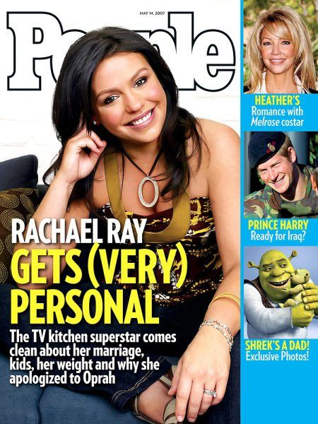 For a woman who earns about $10 million a year whipping up everything from chicken and honey-buttered waffles to sea-bass puttanesca, Rachael Ray is the first to admit that her skills in the kitche…
