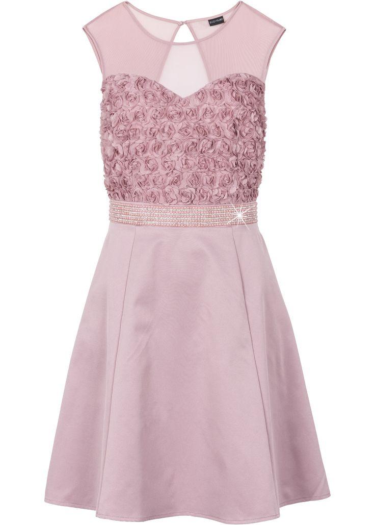 Kleid mit Spitze rosenholz - BODYFLIRT jetzt im Online Shop von bonprix.de ab ? 39,99 bestellen. Romantisches Kleid mit Spitze der Marke BODYFLIRT. Das ...