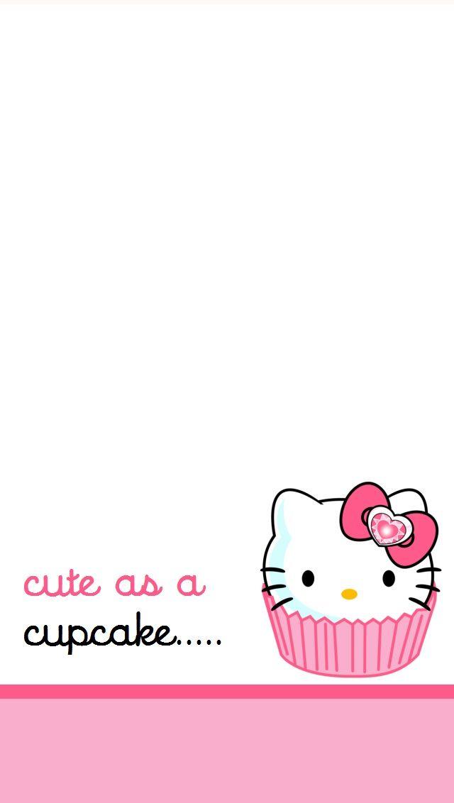 hello kitty wallpaper iphone kitty Pinterest