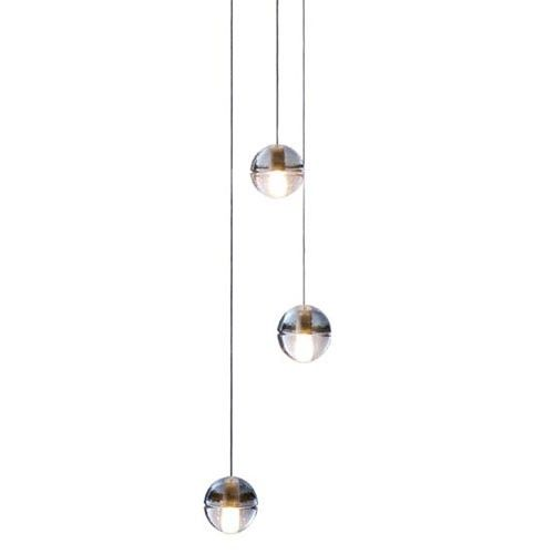 14.3 Three Pendant Chandelier & Bocci Pendant Chandeliers | YLighting... 1000